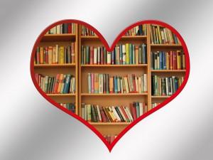 Coeur de livres