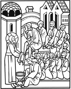 Jeudi Saint Paroisse Catholique Francophone De Francfort